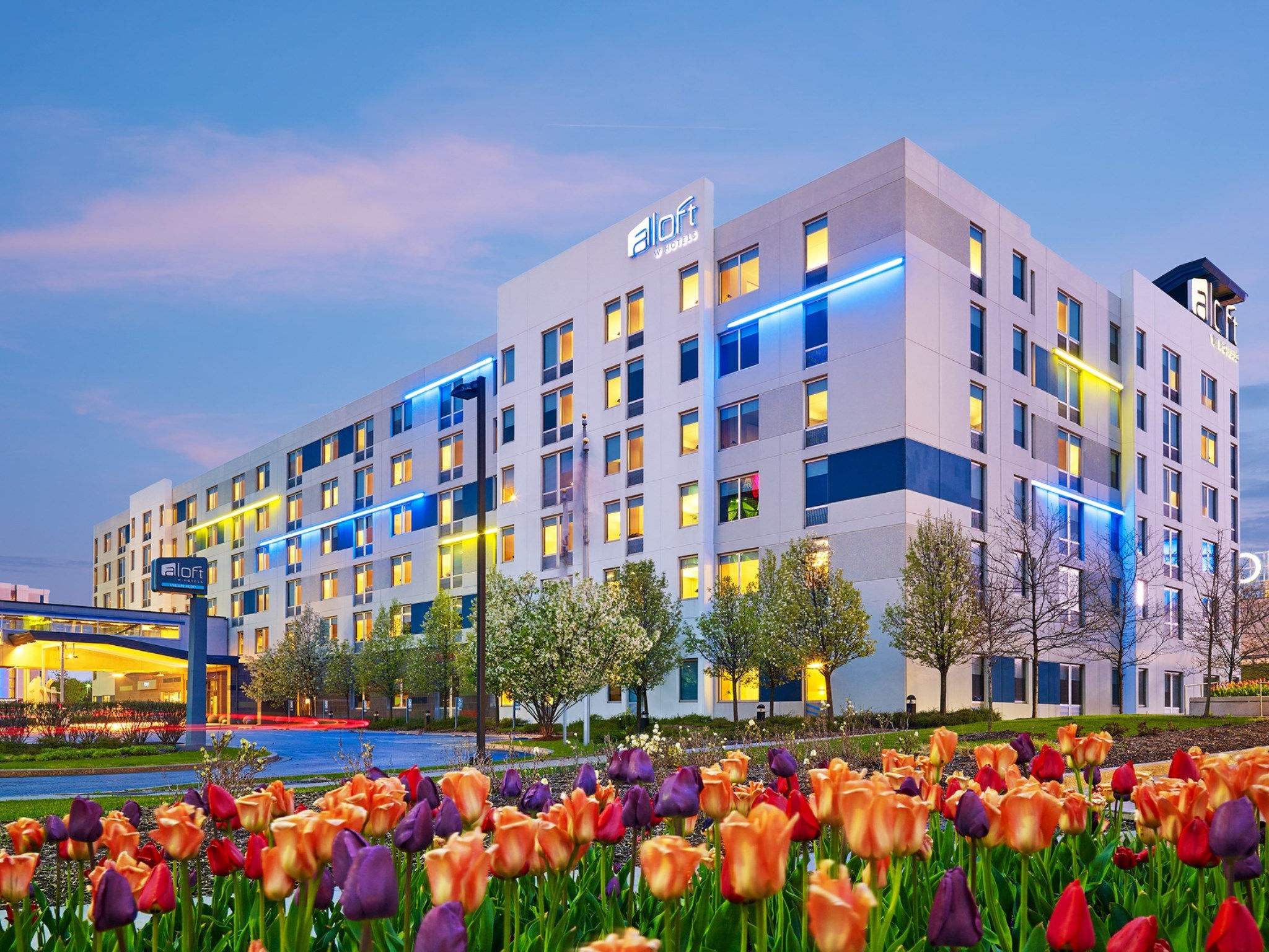 Aloft Chicago O'Hare Parking Package